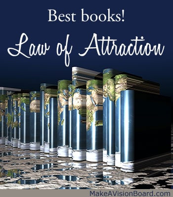 Best Law of Attraction Books - http://makeavisionboard.com