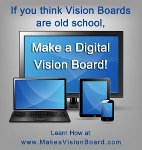 Vision Boards for your Computer