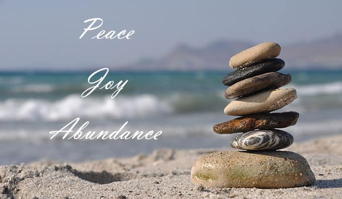 Wishing you peace, joy, and abundance every day - http://www.makeavisionboard.com