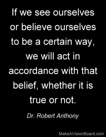Robert Anthony on Limiting Beliefs - http://www.makeavisionboard.com