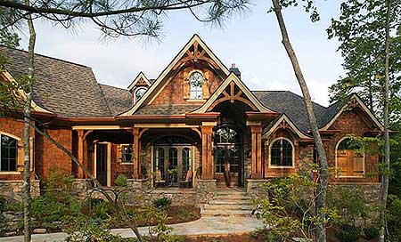 Mountain Home Plans - Manifesting your dreams at http://makeavisionboard.com/build-your-dream-home-thoughts-on-the-emotion-in-the-intention/