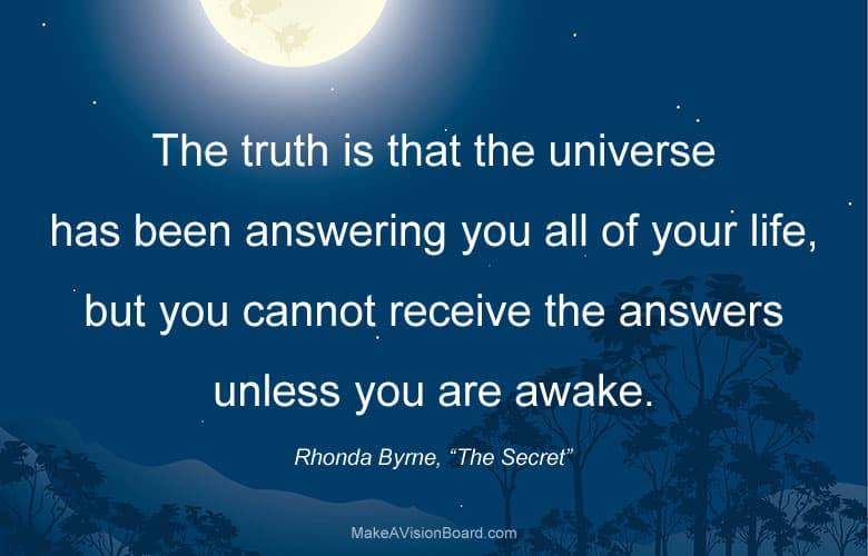 Rhonda Bynre on What is the Law of Attraction - http://makeavisionboard.com/what-is-the-law-of-attraction/
